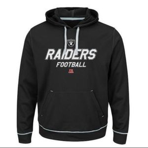 NFL Oakland Raiders Men's Run Option Hoodie